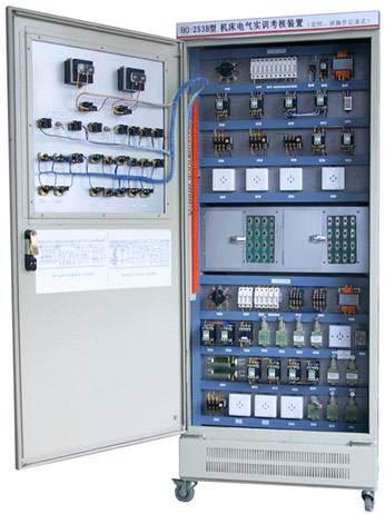 机床电气实训考核柜