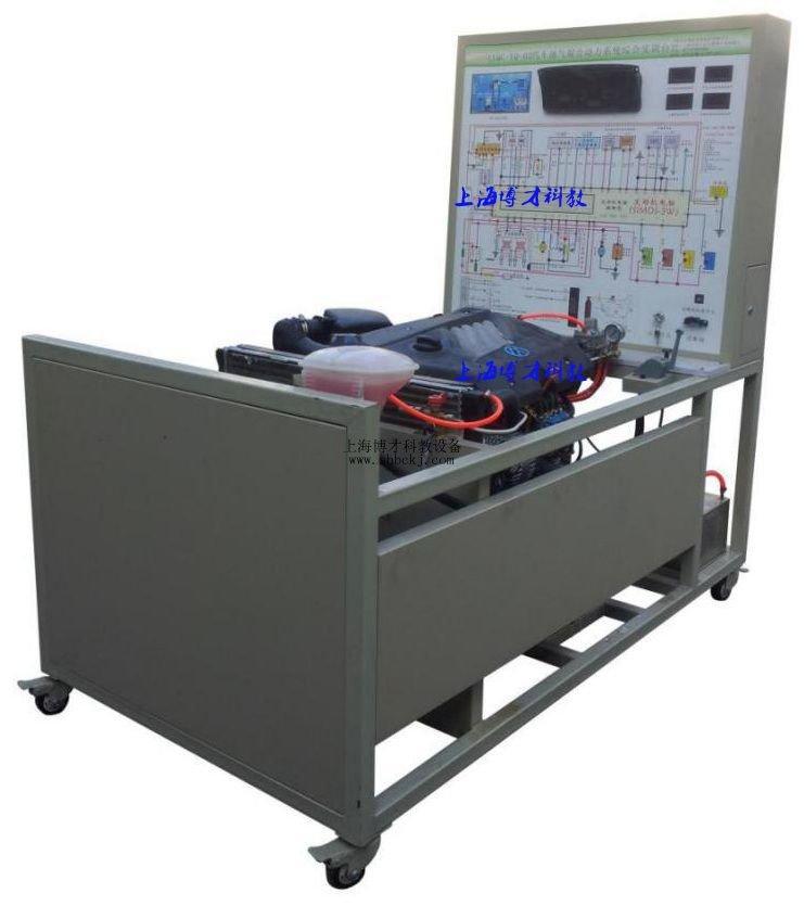 油气双燃料汽车动力系统
