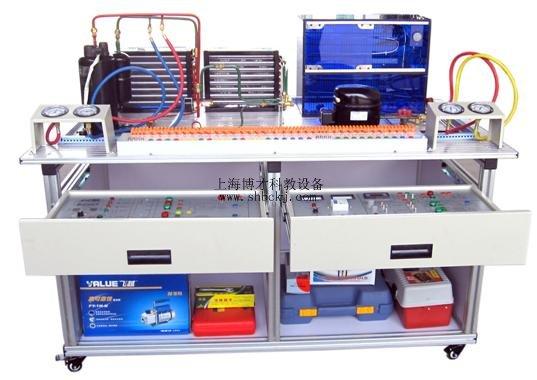 现代制冷与空调系统实训