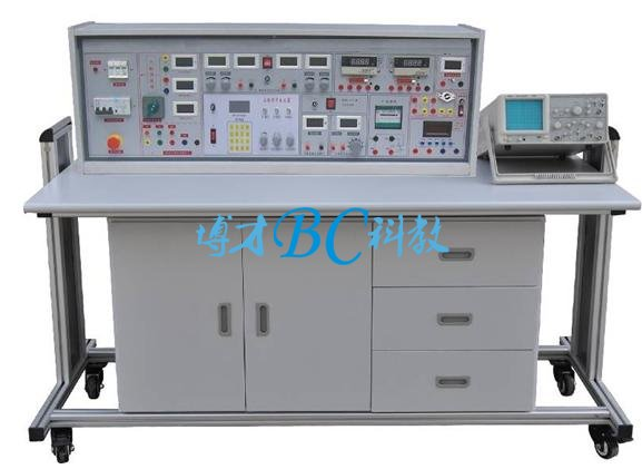 高级电工模电数电实验台