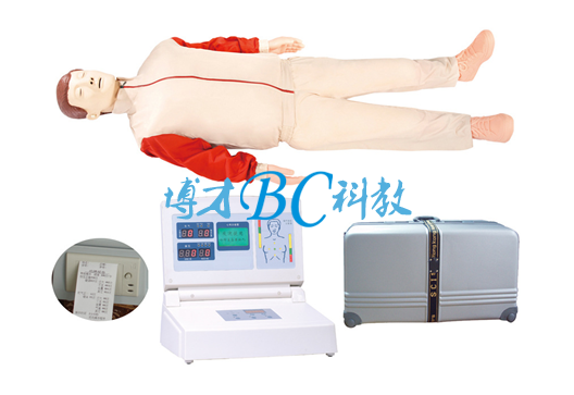 CPR580 液晶彩显电脑心肺复