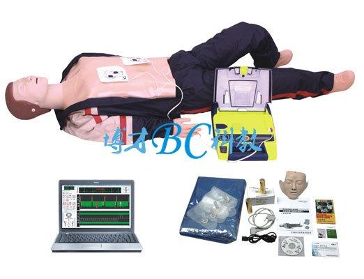 心肺复苏、AED除颤仪模拟