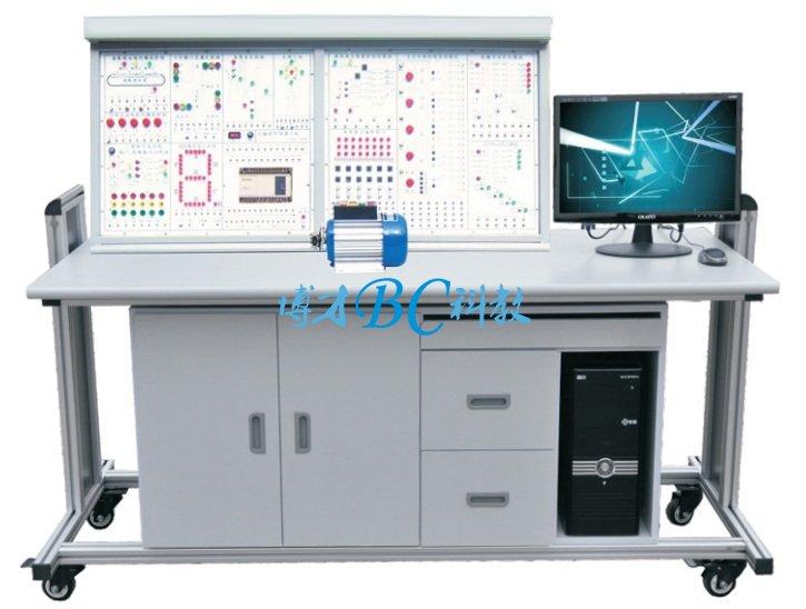 网络型PLC可编程控制实验