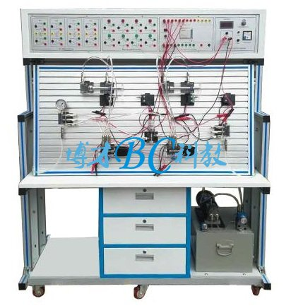 液压传动PLC实训装置