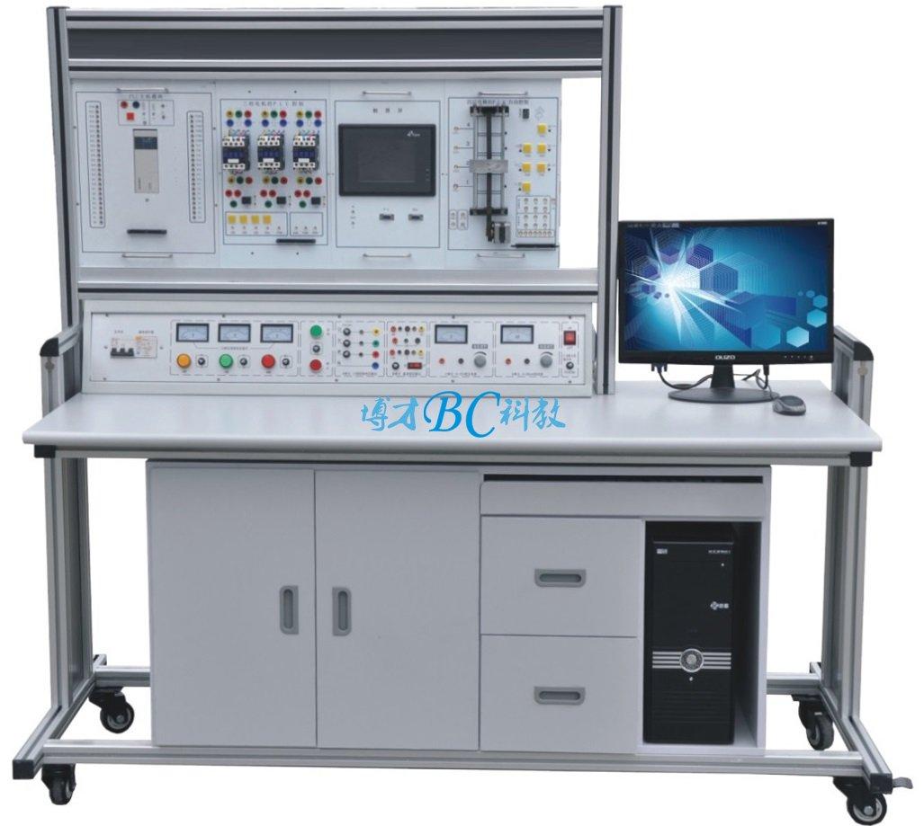 网络型PLC变频电气控制及